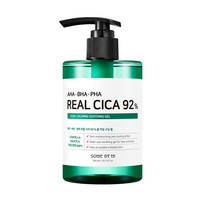 AHA, BHA, PHA Real Cica 92% Cool Calming Soothing Gel