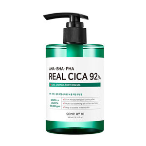 Some By Mi AHA, BHA, PHA Real Cica 92% Cool Calming Soothing Gel
