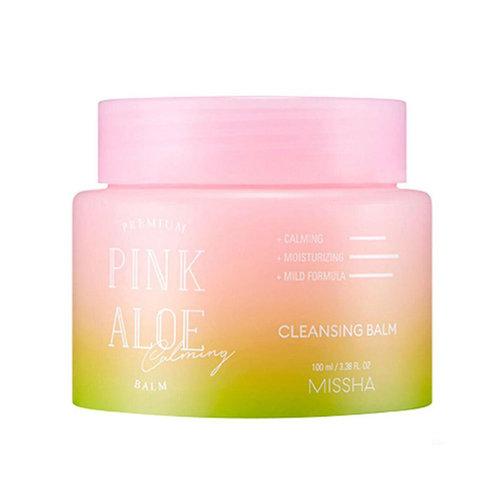 Missha Premium Pink Aloe Cleansing Balm