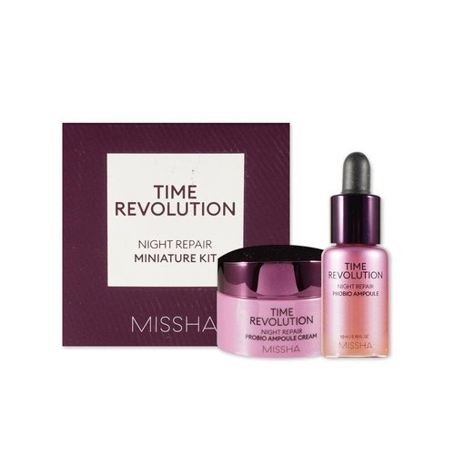 Missha Time Revolution Night Repair Miniature Kit