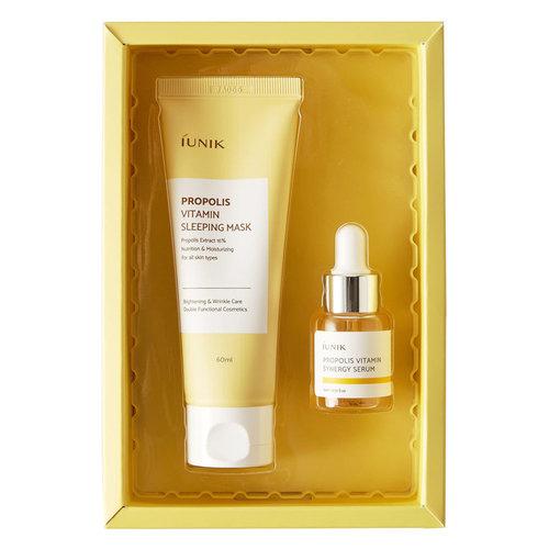 iUNIK Propolis Edition Skin Care Set