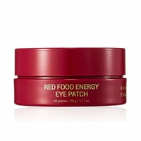 Red Food Energy Eye Patch