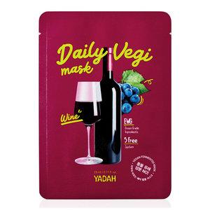 Yadah Daily Vegi Mask Wine