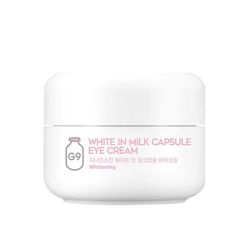 G9 Skin White In Milk Capsul Eyecream