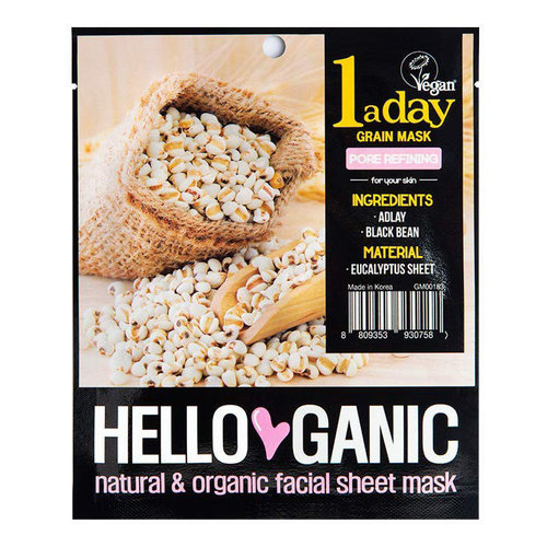 Hello Ganic One a Day Grain Mask