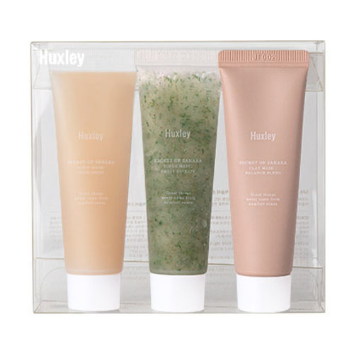 Huxley Spa Routine Deluxe Complete