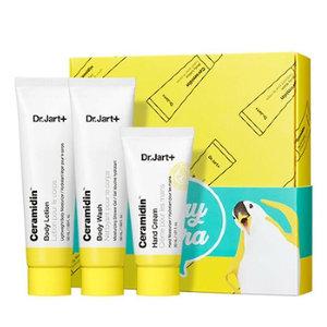 Dr.Jart+ Ceramidin 3-STEP Body Moisturizing Kit