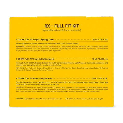 COSRX Honey Glow Kit (3 step)