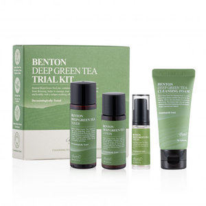 Benton Green Tea Deluxe 4 type Kit