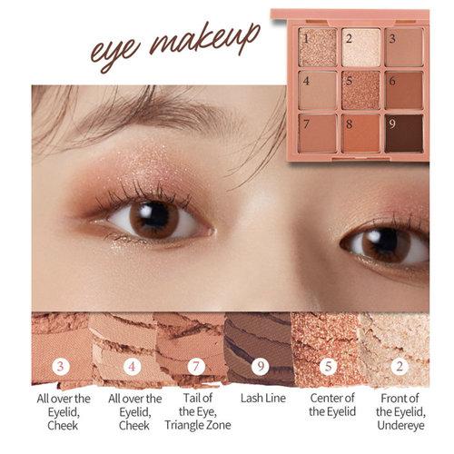 Etude House Play Color Eyes #Muhly Romance
