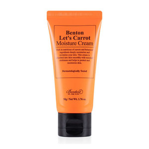 Benton Let`s Carrot Moisture Cream 50g