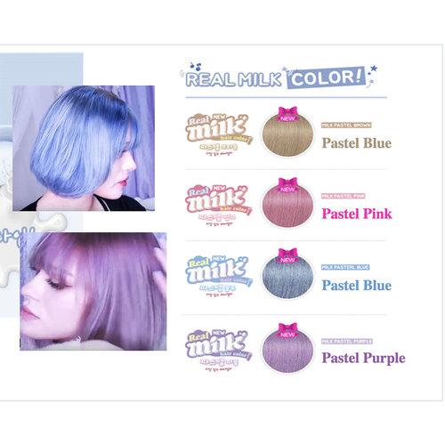 eZn Real Milk Hair Color