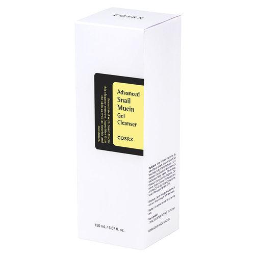 COSRX Advanced Snail Mucin Power Gel Cleanser 150ml