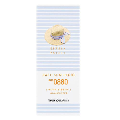 Thank You Farmer Safe Sun Fluid Age 0880 SPF50+ PA++++