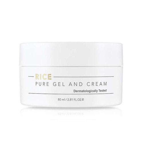 Thank You Farmer Rice Pure Gel and Cream