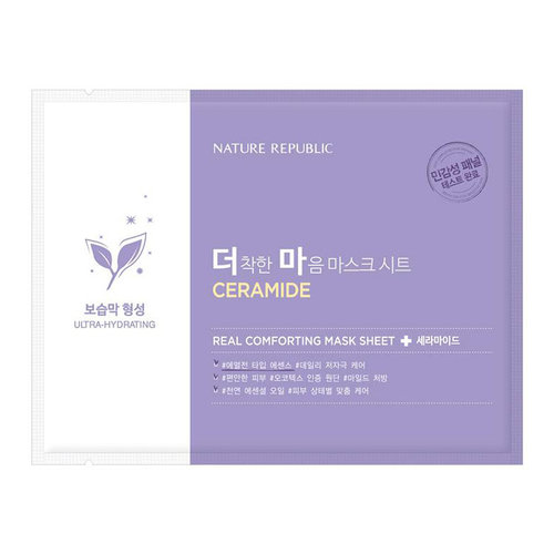 Nature Republic Real Comforting Mask Sheet [Ceramide]