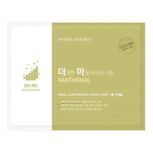 Nature Republic Real Comforting Mask Sheet [Panthenol]