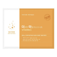 Real Comforting Mask Sheet [Vitamin C]