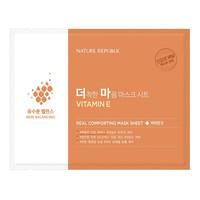 Real Comforting Mask Sheet [Vitamin E]