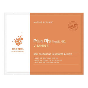 Nature Republic Real Comforting Mask Sheet [Vitamin E]
