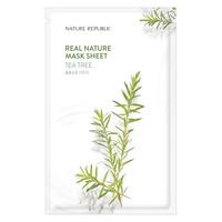 Real Nature Tea Tree Sheet Mask