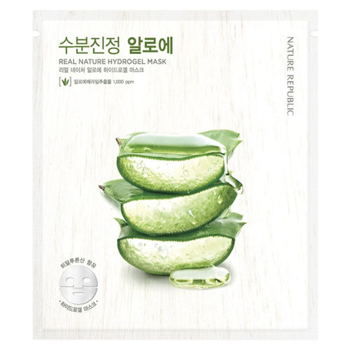 Nature Republic Real Nature Aloe Hydrogel Mask