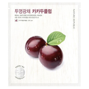 Nature Republic Real Nature Kakadu Plum Hydrogel Mask
