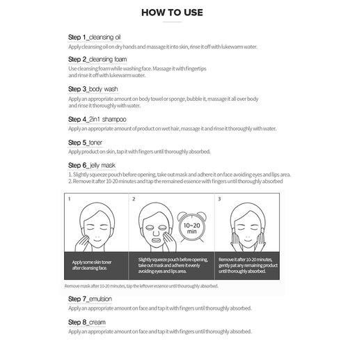 Ultru 8 Step Travel Kit