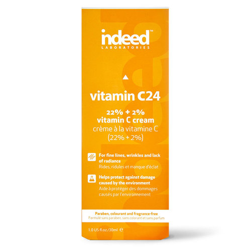 Indeed Labs Vitamin C24 Cream