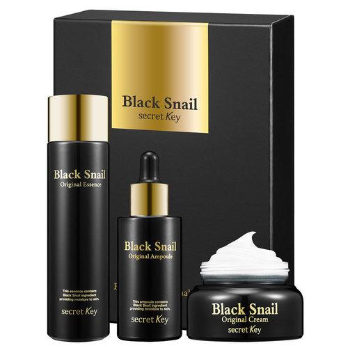 Secret Key Black Snail Original Set