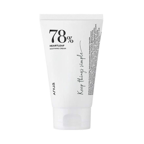 Anua Heartleaf 78% Soothing Cream