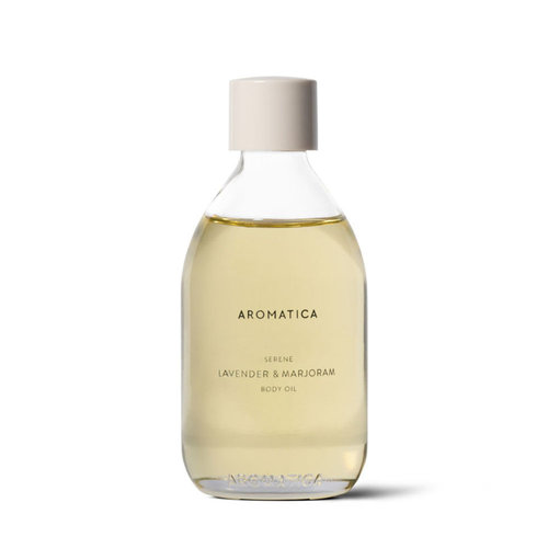 Aromatica Serene Body Oil Lavender & Marjoram