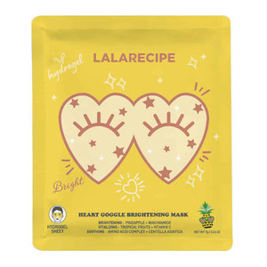 Lalarecipe Heart Goggle Brightening Mask