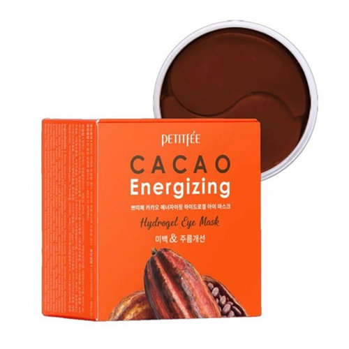 Petitfée Cacao Energizing Hydrogel Eye Mask