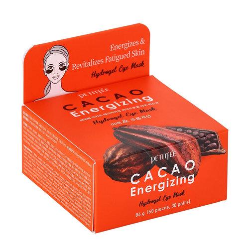 Petitfée Cacao Energizing Hydrogel Eye Mask