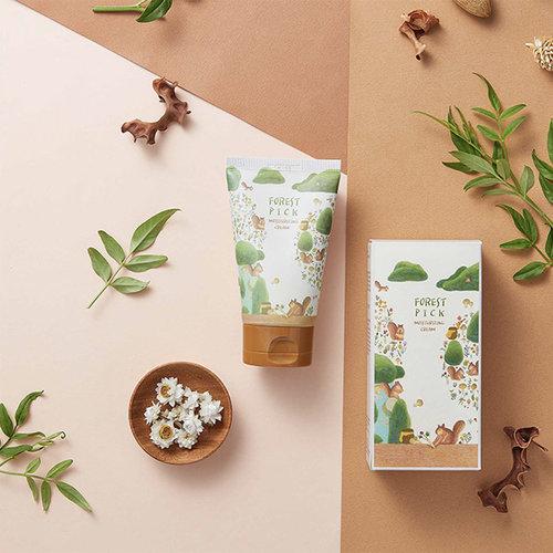 PACK-age Forest Pick Moisturizing Cream