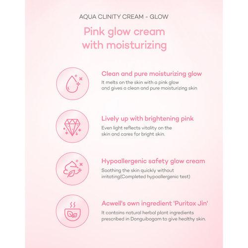 ACWELL Aqua Clinity Cream Glow