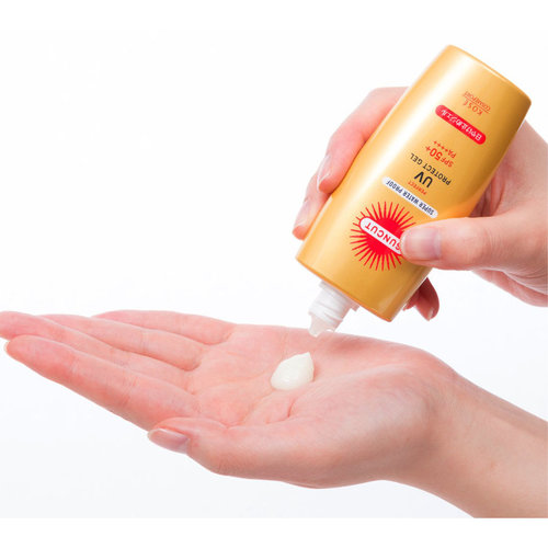 Kose Suncut Super Water Proof Perfect UV Protect Gel SPF 50+ PA++++