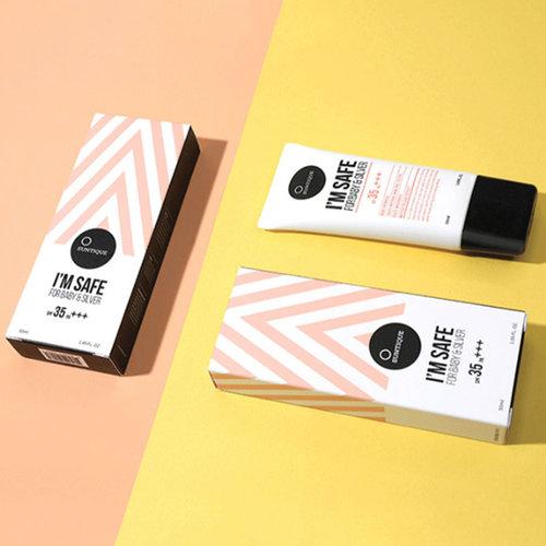 Suntique I'M SAFE for Sensitive Skin SPF35 PA+++