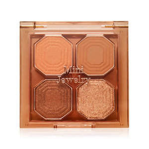 Etude House Play Color Eyes Mini Jewelry #01 Gold Pendant