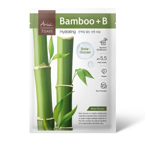 Ariul Bamboo Water 7 Days Mask
