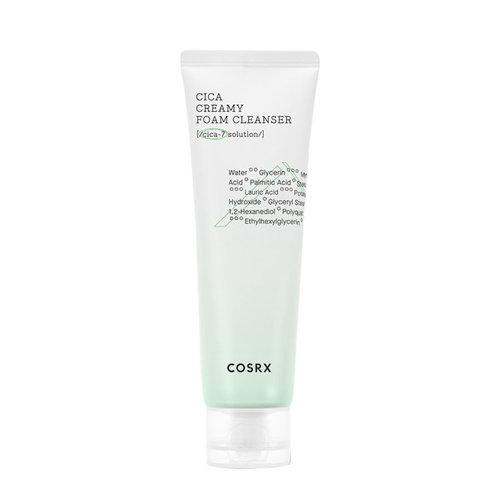 COSRX Cica Creamy Foam Cleanser