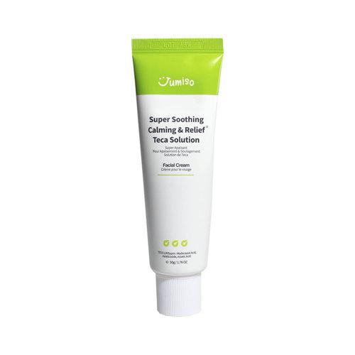 Jumiso Super Soothing Calming & Relief Teca Solution Facial Cream