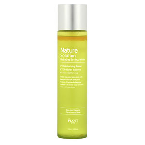 The Plant Base Nature Solution Hydrating Bamboo Water
