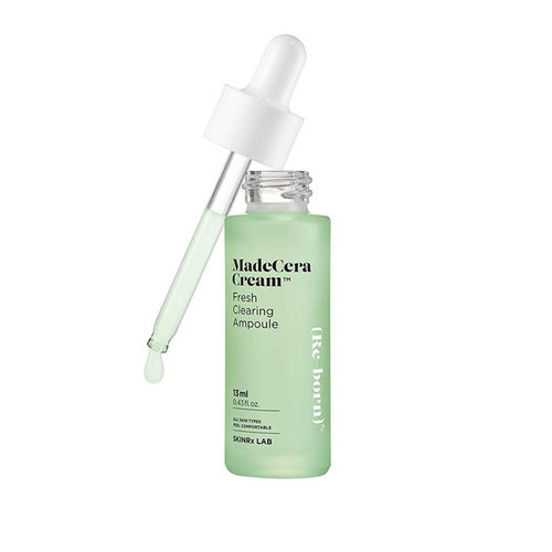 SkinRx LAB MadeCera Cream Fresh Clearing Ampoule