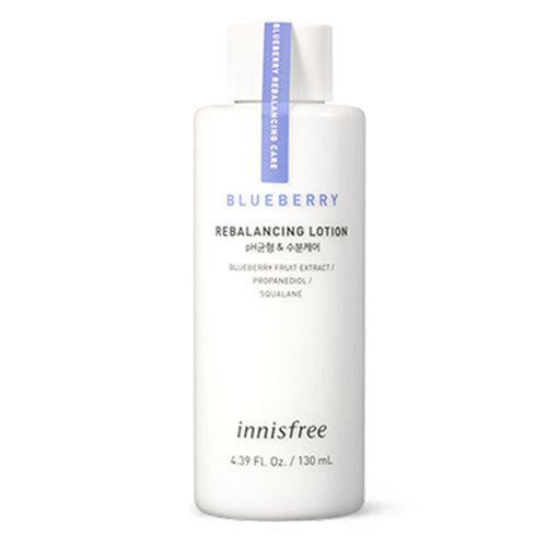 Innisfree Blueberry Rebalancing Lotion