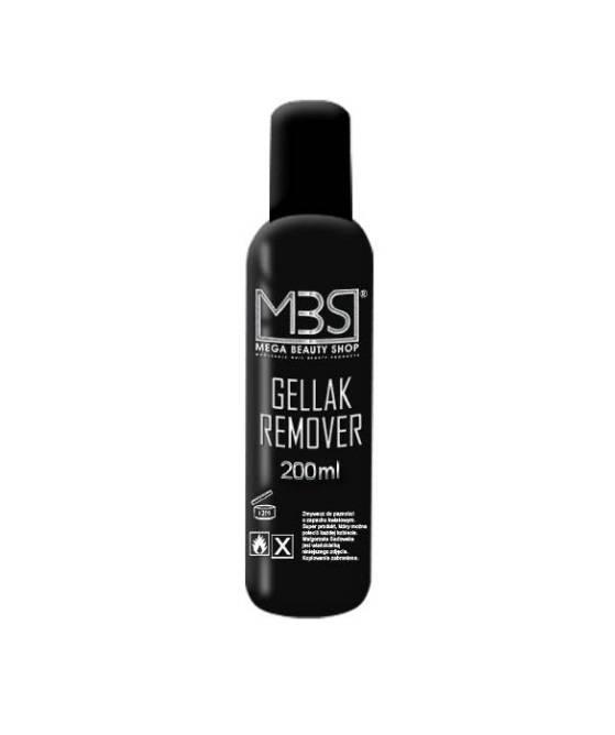 MBS Gellak remover