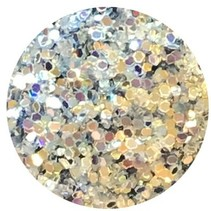 Shiny Star Sugar Hologram Silver