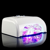 UV/LED 36 W nagellamp wit