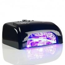 UV/LED 36 W nagellamp Zwart